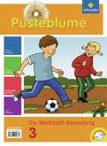3. Schuljahr, Werkstatt-Sammlung, 4 Hefte m. CD-ROM / Pusteblume, Die Werkstatt-Sammlung (2010)