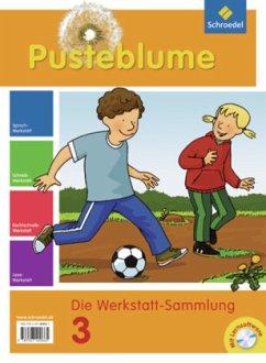Pusteblume 3. Die Werkstatt-Sammlung mit CD-ROM