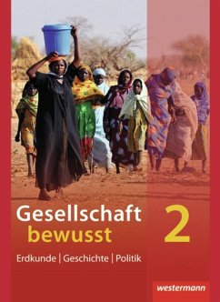 Gesellschaft bewusst 2. Schülerband. Nordrhein-Westfalen
