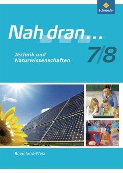 Nah dran... WPF 7 / 8. Arbeitsheft. Rheinland-P...