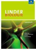 LINDER Biologie 1. Arbeitsheft
