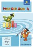 4. Schuljahr, 1 CD-ROM / Welt der Zahl - Lernsoftware, Ausgabe 2009