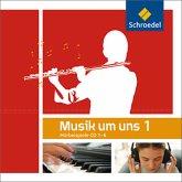 Musik um uns Hörbeispiele 1. Sekundarstufe 1. CD