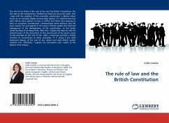 The rule of law and the British Constitution