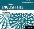 Class Audio-CDs / New English File, Advanced