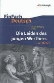 Die Leiden des jungen Werthers. EinFach Deutsch ...verstehen