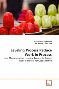 Leveling Process Reduce Work in Process
