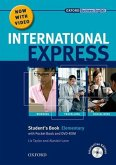 International Express - New Edition. Elementary. Student's Book with Pocket Book, DVD-ROM