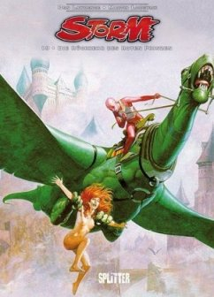 Die Rückkehr des Roten Prinzen / Storm Bd.19 - Lawrence, Don; Lodewijk, Martin