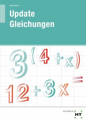 Update 1 · Gleichungen von Detlef Köster - Schulbuch - buecher.de