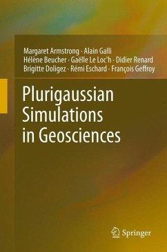 Plurigaussian Simulations in Geosciences - Armstrong, Margaret; Galli, Alain G.; Beucher, Hélène; Loch, Gaelle; Renard, Didier; Doligez, Brigitte