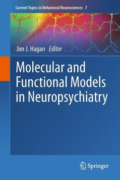 Molecular and Functional Models in Neuropsychiatry