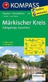 KOMPASS Wanderkarte Märkischer Kreis - Ebbegebirge - Sauerland