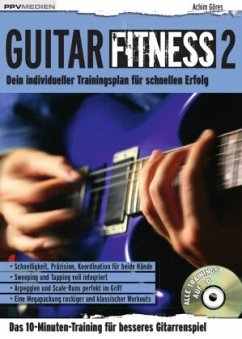 Guitar Fitness, m. Audio-CD