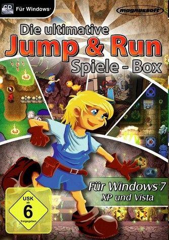 Jump&Run Spiele