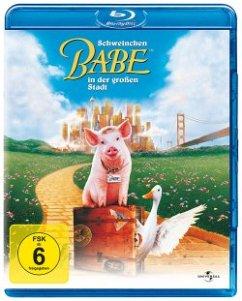 Schweinchen Babe in der großen Stadt - Neuauflage - Magda Szubanski,James Cromwell,Mary Stein