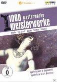 1000 Meisterwerke - Symbolismus und Jugendstil