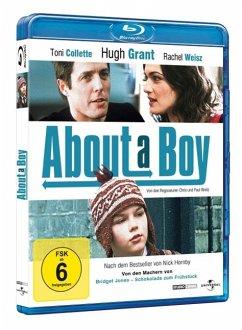About a Boy oder: Der Tag der toten Ente - Hugh Grant,Toni Collette,Rachel Weisz