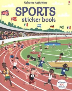 Sports Sticker Book