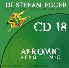 Afromic Cd 18 - Dj Stefan Egger