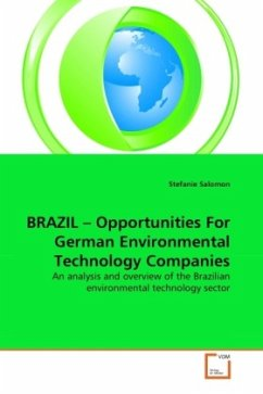 BRAZIL - Opportunities For German Environmental Technology Companies