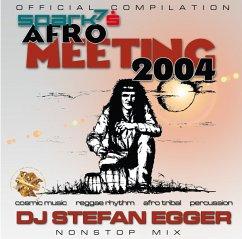 Afro Meeting Nr.17-2004 - Dj Stefan Egger