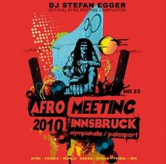 Afro Meeting Nr.23-2010 - Dj Stefan Egger