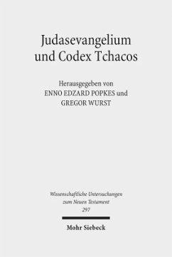 Judasevangelium und Codex Tchacos