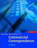 Oxford Handbook for Commercial Correspondence. Intermediate to Advanced