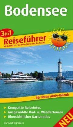 Bodensee Reiseführer - Oberheide, Timon