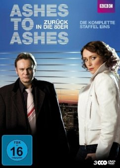 Ashes to Ashes - Zurück in die 80er, Die komplette Staffel Eins (3 Discs)