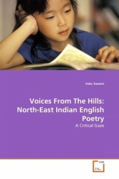 Voices From The Hills: North-East Indian English Poetry