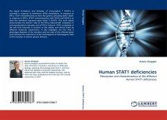 Human STAT1 deficiencies