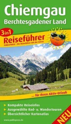 Reiseführer Chiemgau - Kügel, Lisa; Hartmann, Matthias