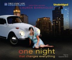 One Night That Changes Everything - Barnholdt, Lauren