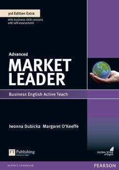 Market Leader 3rd Edition Advanced Active Teach, CD-ROM