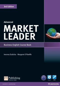 Market Leader Advanced Coursebook (with DVD-ROM incl. Class Audio) - Dubicka, Iwona; O'Keeffe, Margaret