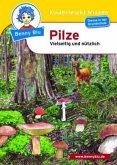 Pilze / Benny Blu Bd.184