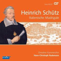 Italienische Madrigale Swv 1-19 (Schütz Edition Vo - Rademann/Dresdner Kammerchor