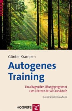 Autogenes Training - Krampen, Günter