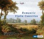 Violinkonzerte Der Romantik