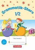Grammatik-Stars 1./2. Schuljahr. Übungsheft