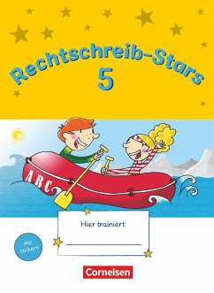 Rechtschreib-Stars 5. Schuljahr. Übungsheft
