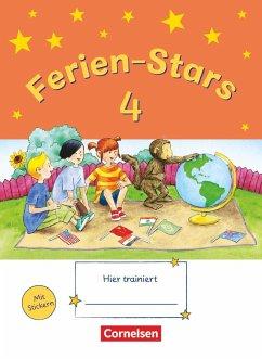 Ferien-Stars 4. Schuljahr. Übungsheft
