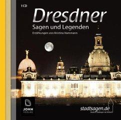 Dresdner Sagen und Legenden, 1 Audio-CD