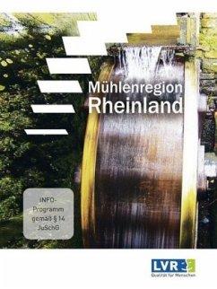 Mühlenregion Rheinland, 1 DVD