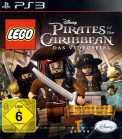 Lego Pirates Of The Caribbean - Das Videospiel