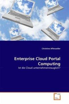 Enterprise Cloud Portal Computing