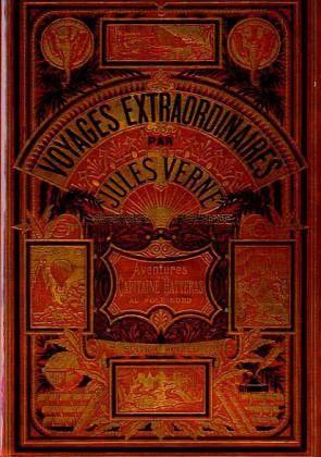 Abenteuer des Kapitäns Hatteras - Verne, Jules