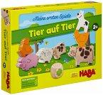 HABA 4680 - Meine ersten Spiele, Tier auf Tier